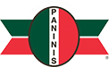 Panini's Bar & Grill Sticky Logo